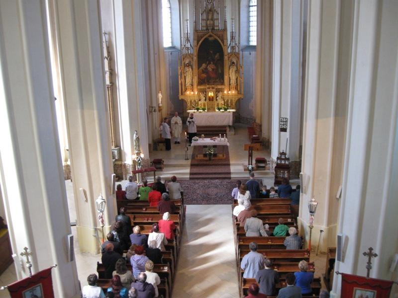 Kostel Lipovec