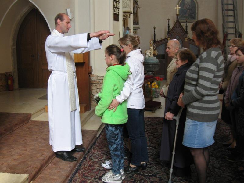 Novokněžské požehnání