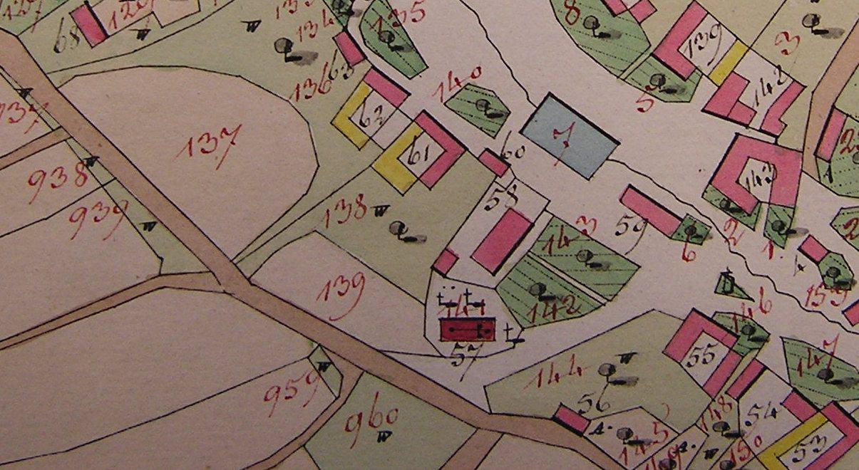 Mapa 1826