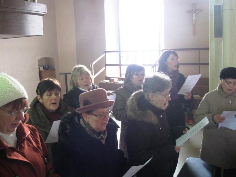 kostelní sbor