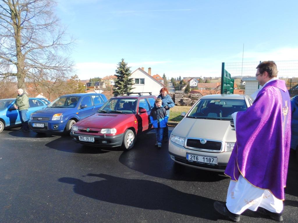 Svěcení dopravních prostředků